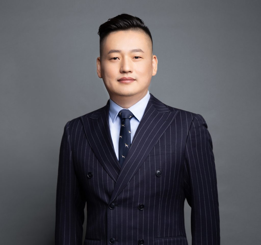 中升集团二手车事业部部长孙健先生