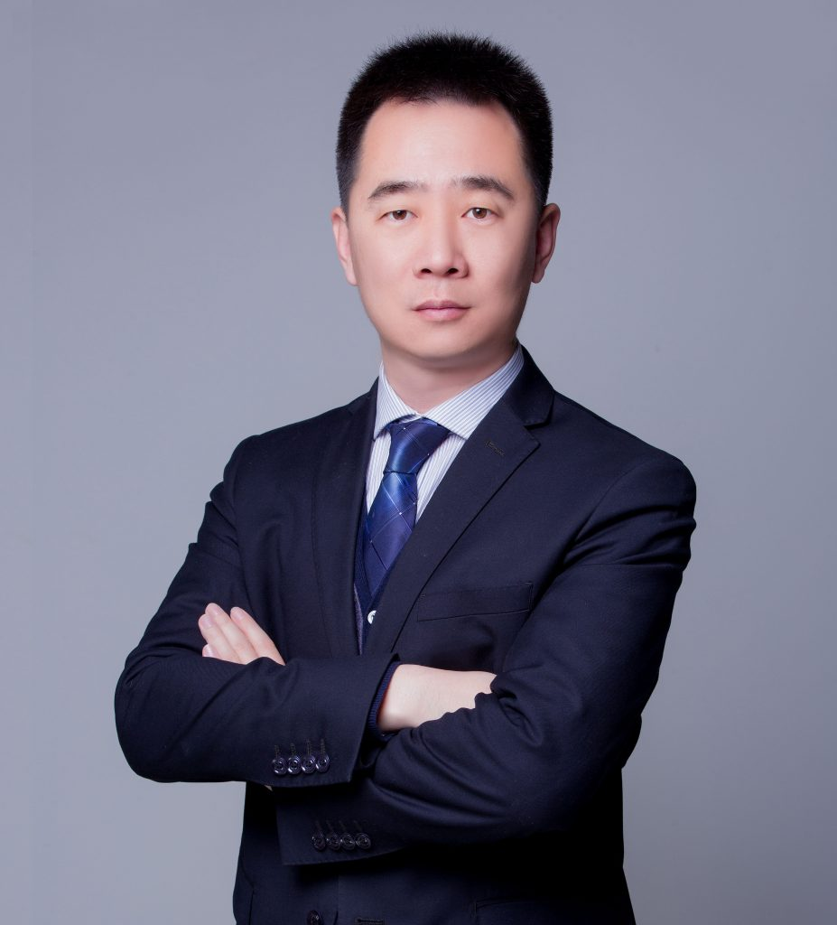 中升集团二手车拍卖中心负责人王亚洲先生